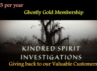 Ghostly Gold Membership